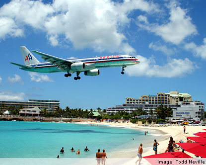 Flights To St Martin