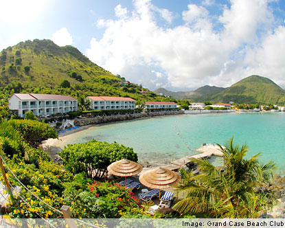 St Martin Beach Resorts