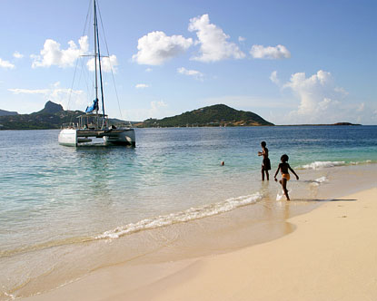 St Vincent and the Grenadines Beaches