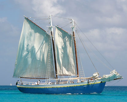 St Vincent Sailing