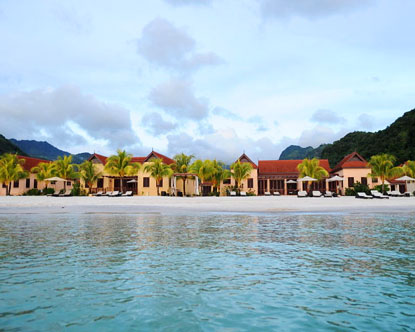 St Vincent and the Grenadines Luxury Hotels