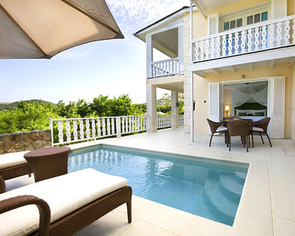 St Vincent and the Grenadines Resorts