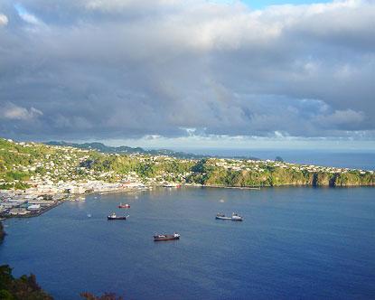 St Vincent Caribbean St Vincent Island