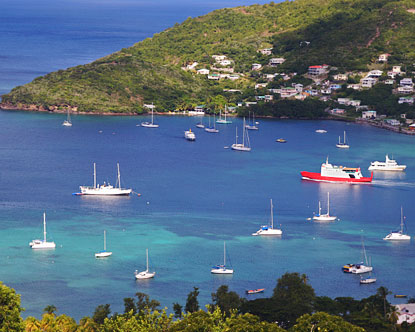 St Vincent and the Grenadines Vacations