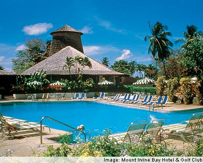 Scarborough Tobago Hotels