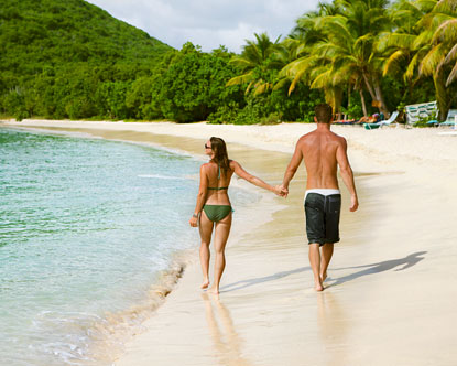 US Virgin Islands All Inclusive Honeymoon Packages