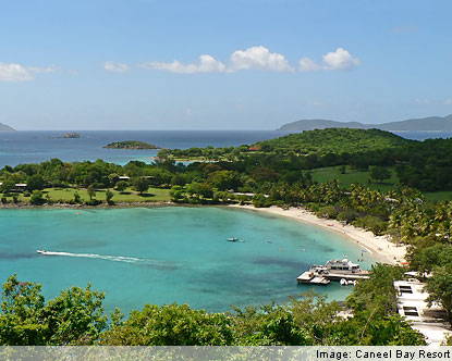 virgin island adult vacation