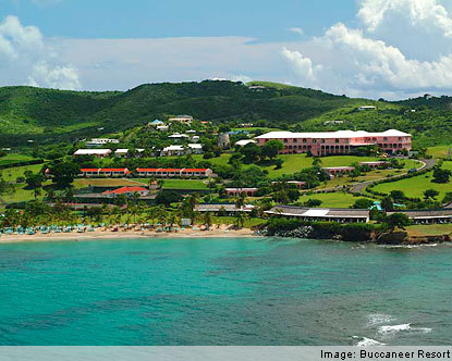 USVI Beach Resorts