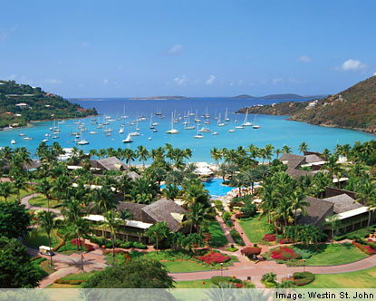 St John Resorts