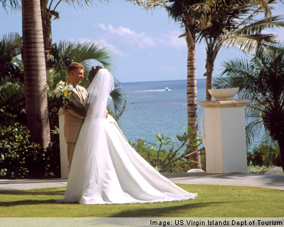 US Virgin Islands Weddings