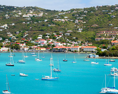 US Virgin Islands Travel