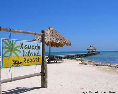 Ambergris Caye Lodging