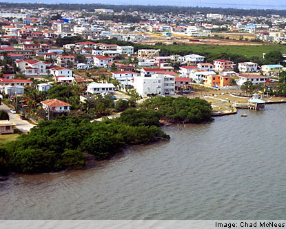 Belize City Belize