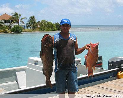 Belize fishing fishing trips in belize for Belize fishing charters