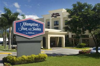 Hampton Inn & Suites Airport San Jose