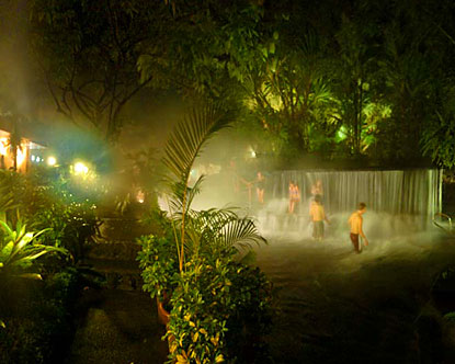 Tabacon Hot Springs Virtual Tour