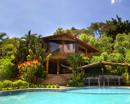 Costa rica luxury resorts beachfront resorts in costa rica for Luxury vacation costa rica