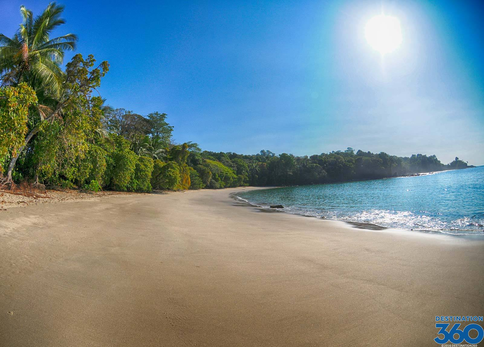 Manuel Antonio Beach Virtual Tour