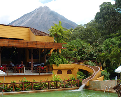 Tabacon Resort, Costa Rica