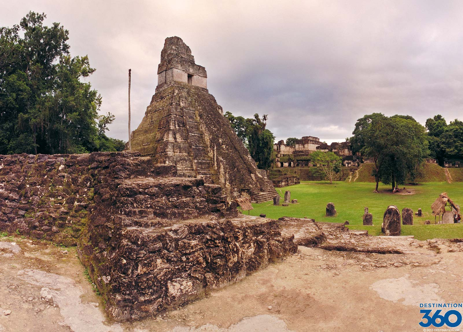 Tikal Virtual Tour