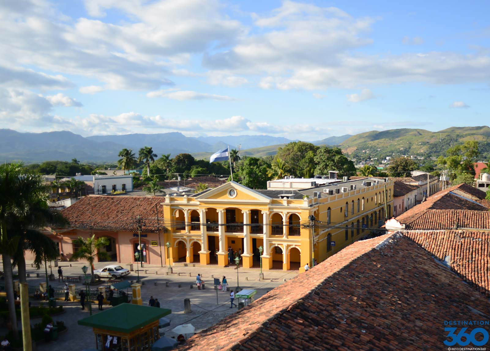 Comayagua Virtual Tour
