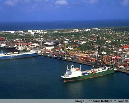 Hoteles En Honduras. Puerto Cortes Honduras
