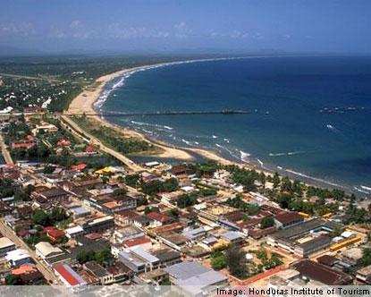 Tela Honduras