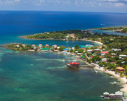 Things to do in the Bay Islands Honduras