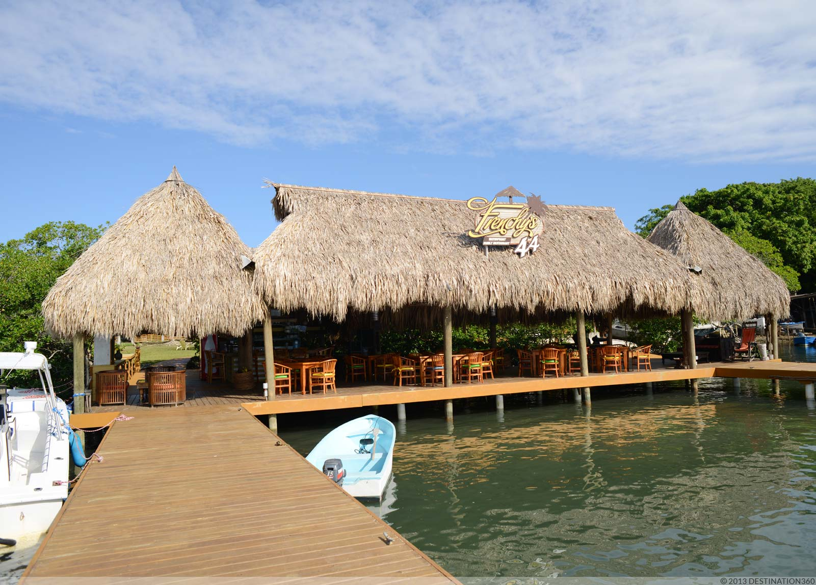 Roatan Restaurants