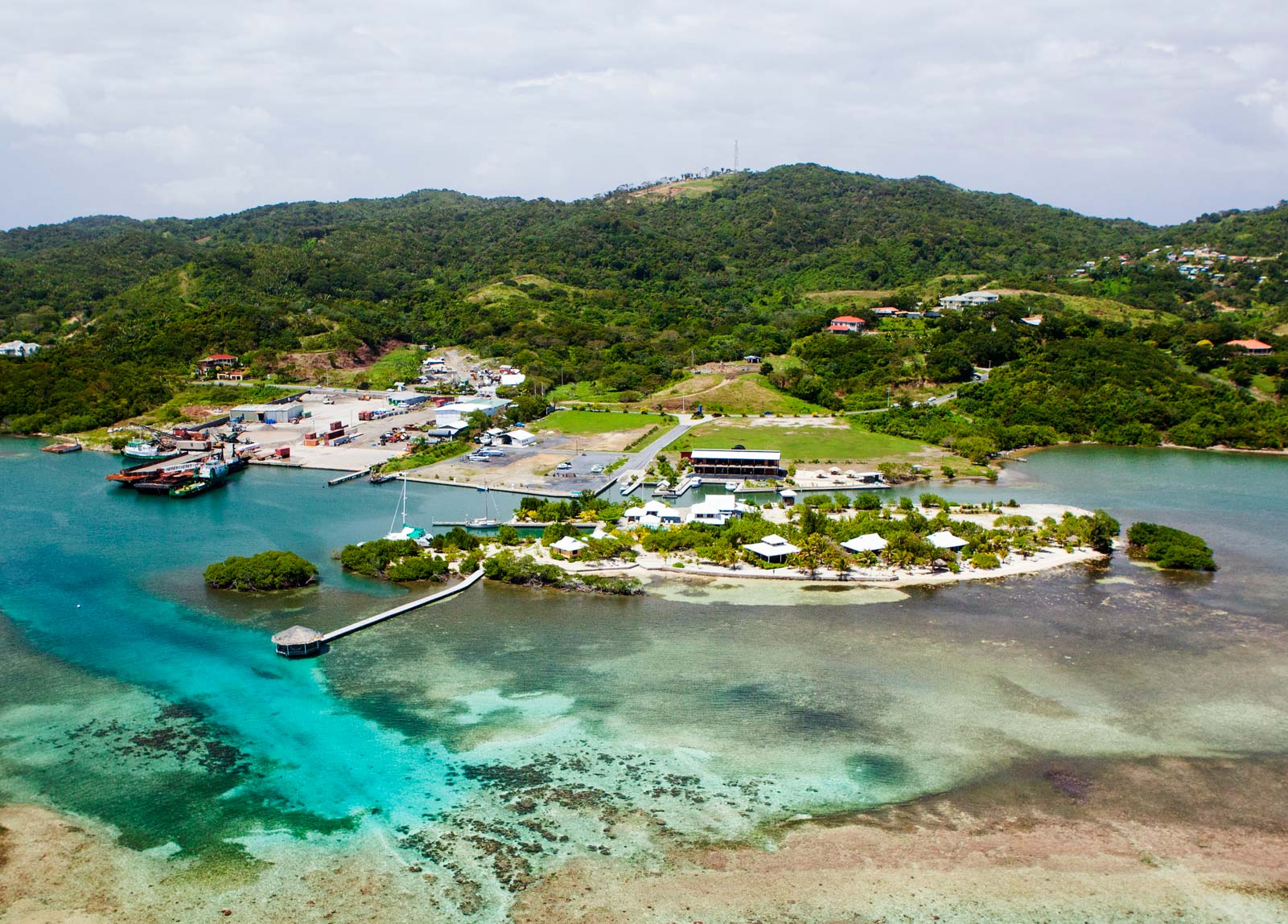 Roatan Luxury Resorts