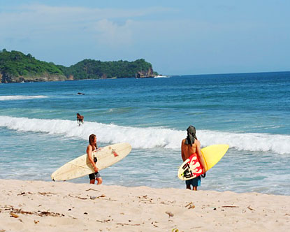 Nicaragua Surfing Best Place To Surf In Nicaragua