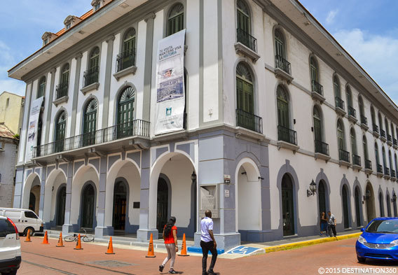 Museum of the Panama Canal