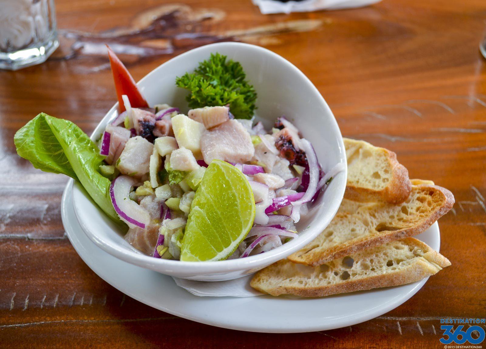 Restaurants In Panama Panamanian Food