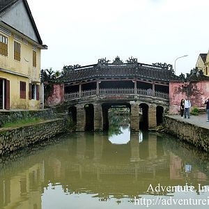 Japanese bridge at Hoi An