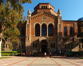 UCLA California
