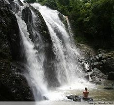 Trinidad and Tobago Waterfalls