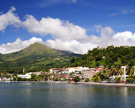 Saint Pierre Martinique