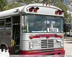 Belize International Bus Routes