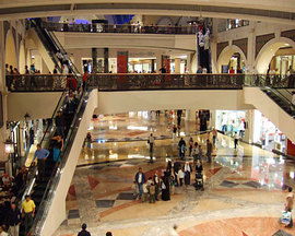 Mall of The Emirates Dubai