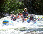 Colorado White Water Rafting
