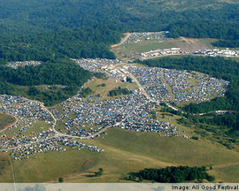 West Virginia Music Festivals