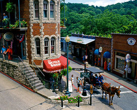 Eureka Springs Arkansas