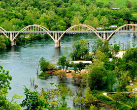 Arkansas White River