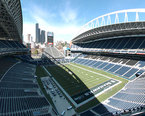 Qwest Field - Seating