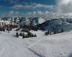Crystal Mountain Ski Resort - Green Valley
