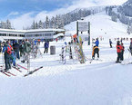 Stevens Pass Ski Resort - Base
