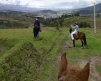 Otavalo Horseback Riding