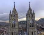 Quito Basilica Church