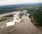 Flights from Buenos Aires to Iguazu Falls