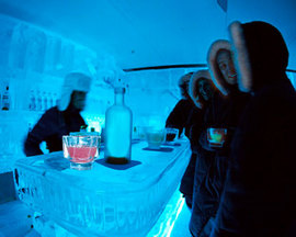 Las Vegas Ice Bar